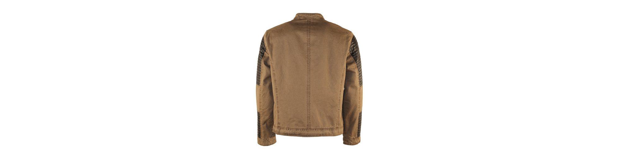 JCC Jacke im Bikerlook 411754 Limited Edition Online Tolle Großer Verkauf Bekommt Einen Rabatt Zu Kaufen 1DnhUs