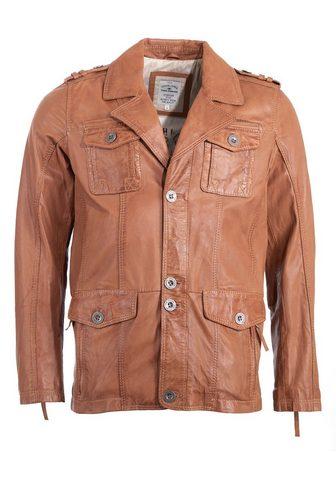 Куртка кожаная »1202007«
