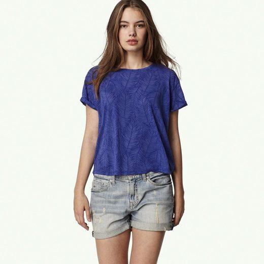 O'Neill T-Shirts kurzärmlig Crop split back t-shirt