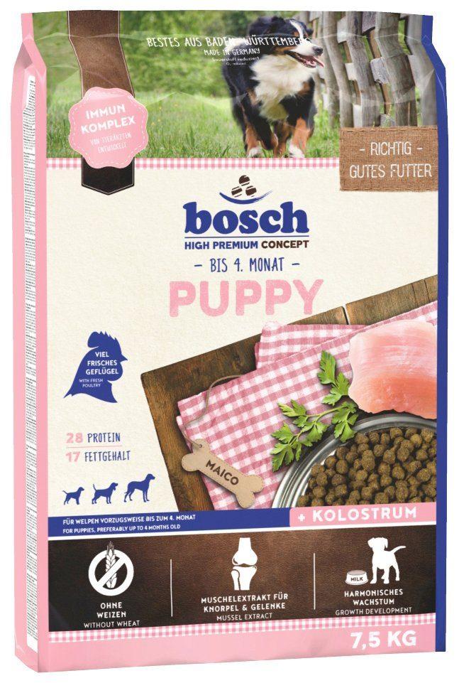 BOSCH PETFOOD Hundetrockenfutter »Puppy«, 7,5 kg