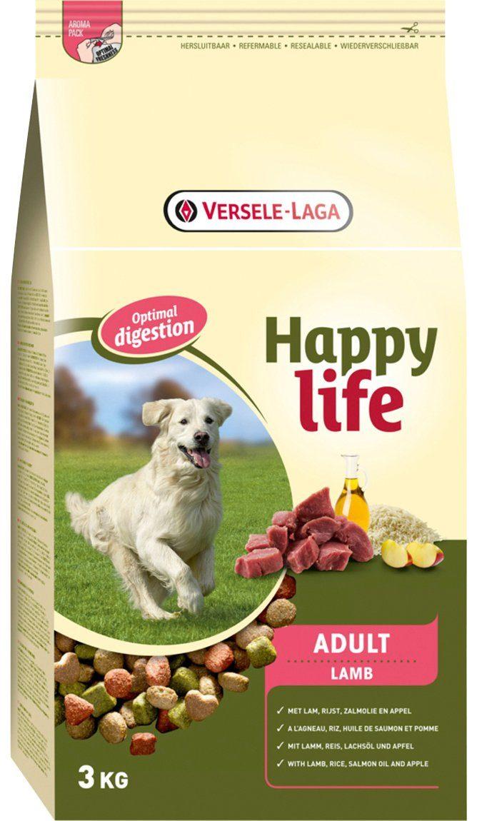 BENTO KRONEN Hundetrockenfutter »Happy Life Adult Lamb«, 15 kg