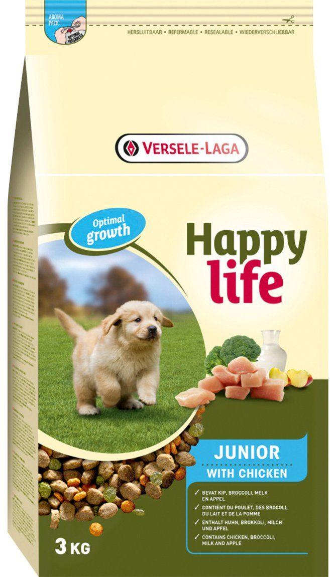 BENTO KRONEN Hundetrockenfutter »Happy Life Junior«, 10 kg