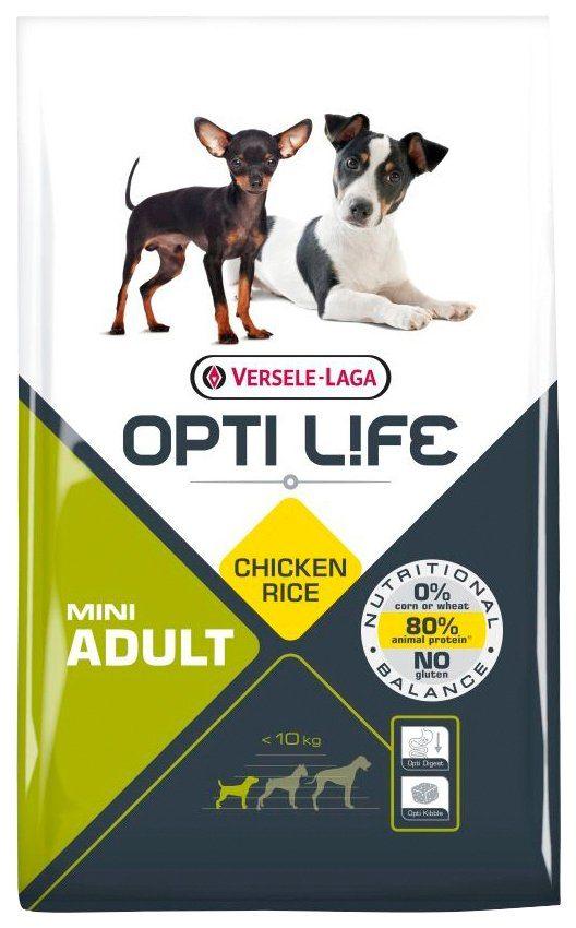 BENTO KRONEN Hundetrockenfutter »Opti Life Adult Mini«, 7,5 kg