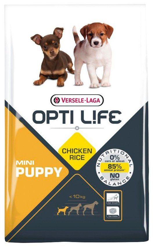 BENTO KRONEN Hundetrockenfutter »Opti Life Puppy Mini«, 7,5 kg