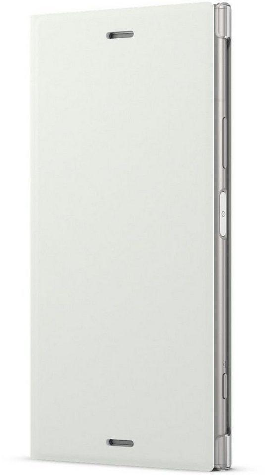 Taschen, Hüllen - Sony Handytasche »Style Cover Stand SCSG50 für das Xperia XZ1«  - Onlineshop OTTO