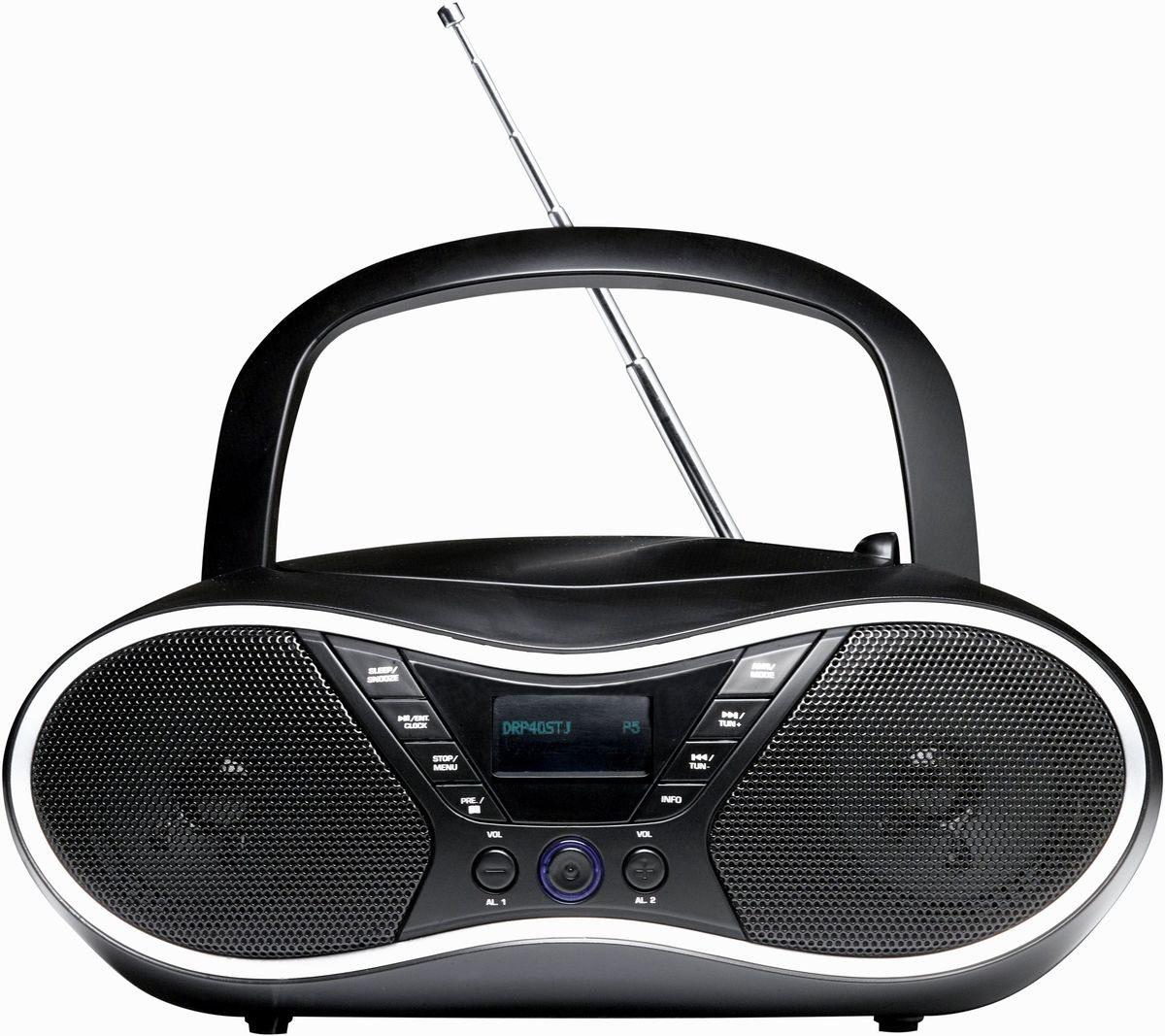 Denver Radio »DAB+Boombox TDA-60«