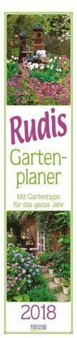 Kalender »Rudis Gartenplaner 2018. Langplaner«