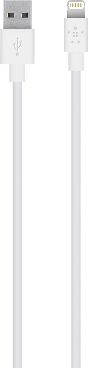 Belkin Lader »Lade/Sync Datenkabel Lightning für Apple, 1m«