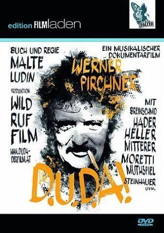 DVD »Werner Pirchner - D.U.D.A!, 1 DVD«
