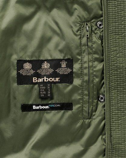 Barbour Steppjacke Shipper