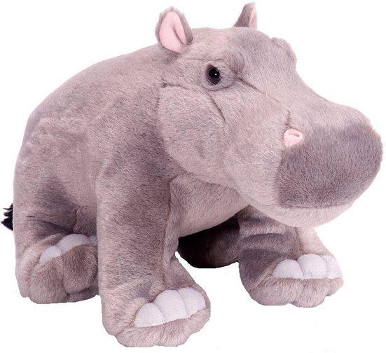 WILD REPUBLIC  Kuscheltier »Cuddlekins Hippo, 30 cm«