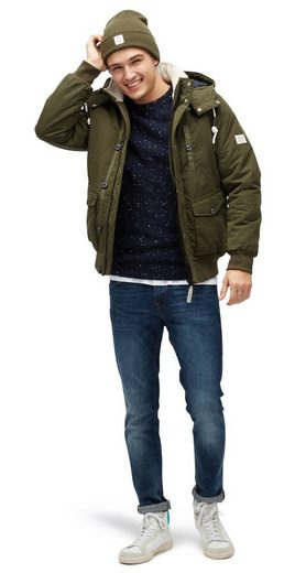 Tom Tailor Denim Blouson funktionaler Blouson
