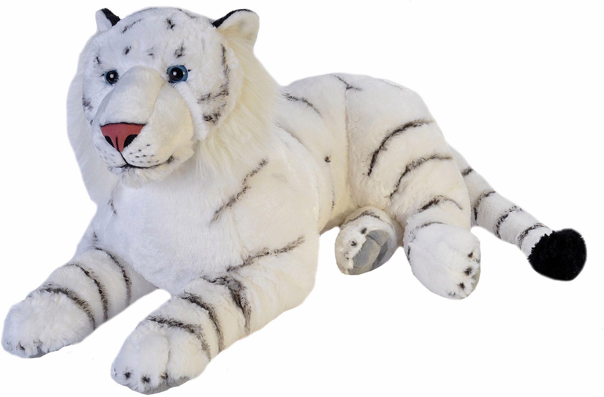 WILD REPUBLIC  Plüschfigur »Cuddlekins Jumbo Weißer Tiger, 76 cm«