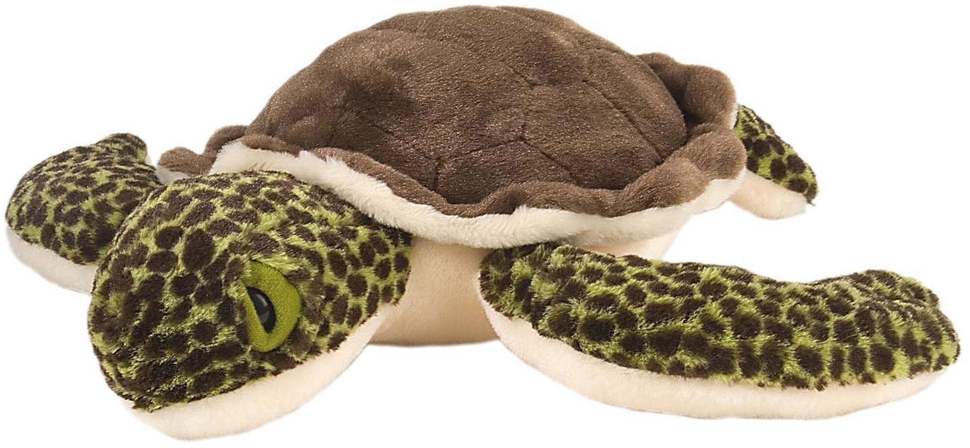 WILD REPUBLIC® Kuscheltier, »Cuddlekins Meeresschildkröte Grün, 30 cm«
