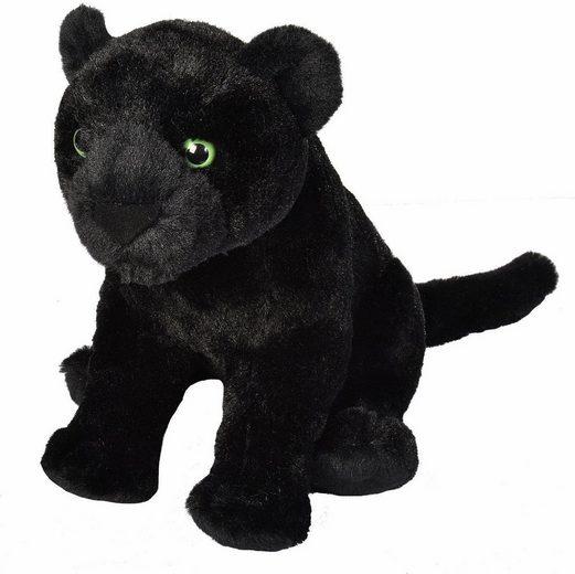 WILD REPUBLIC  Kuscheltier »Cuddlekins Jaguar schwarz, 30 cm«