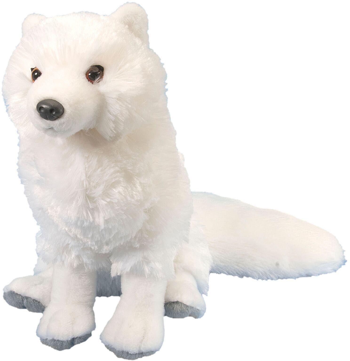 WILD REPUBLIC® Kuscheltier, »Cuddlekins Polar Fuchs, 30 cm«