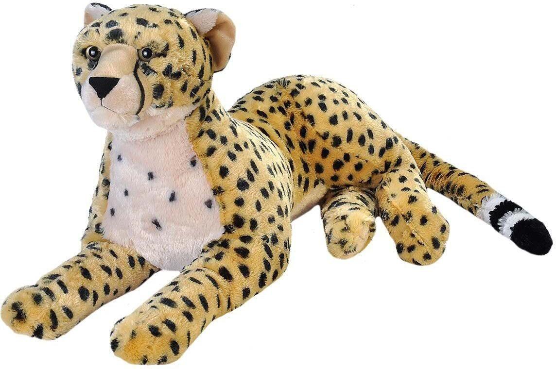 WILD REPUBLIC® Kuscheltier, »Cuddlekins Jumbo Leopard, 76 cm«