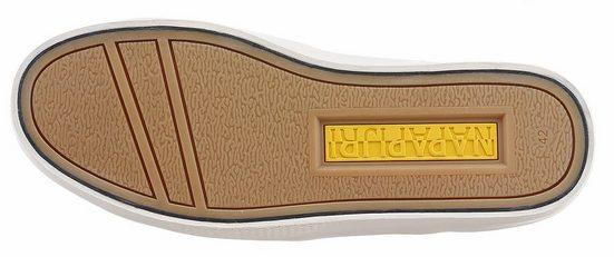 Napapijri Gobi Sneaker, im lässigen Denim-Look