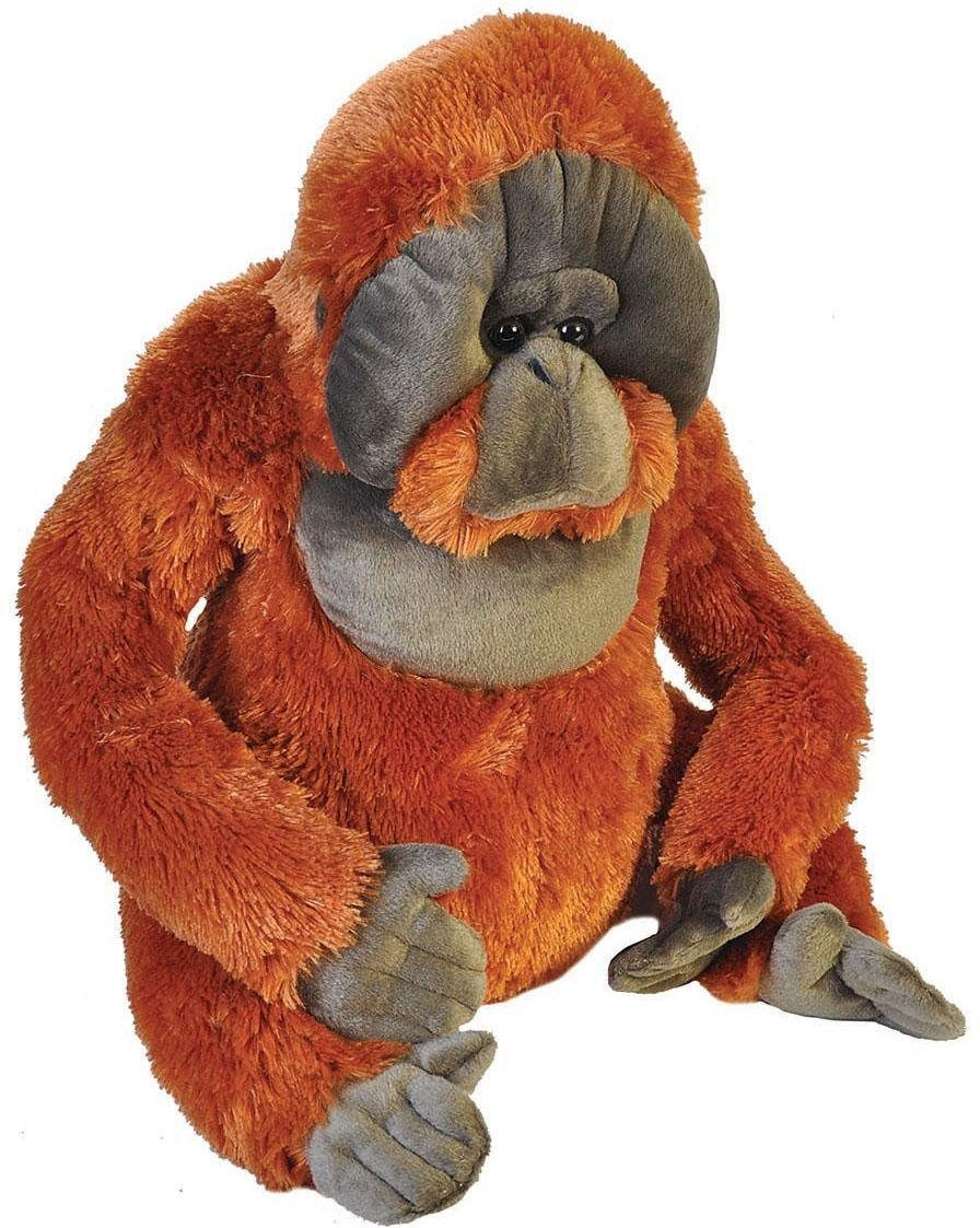 WILD REPUBLIC® Kuscheltier, »Little Biggies Orangutan, 53 cm«