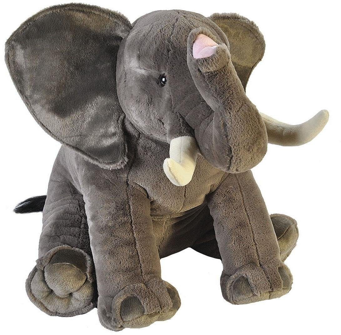 WILD REPUBLIC® Kuscheltier, »Little Biggies Afrikanischer Elefant, 53 cm«