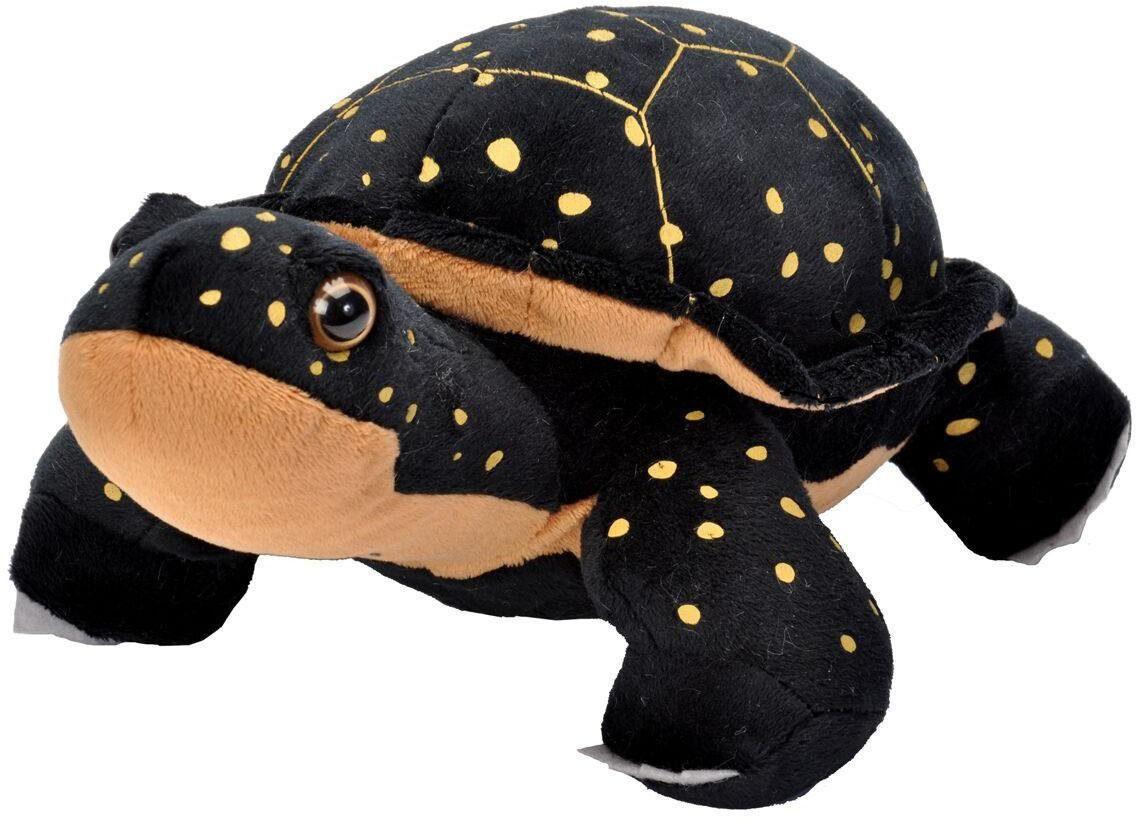 WILD REPUBLIC® Kuscheltier, »Cuddlekins Gepunktete Schildkröte, 30 cm«
