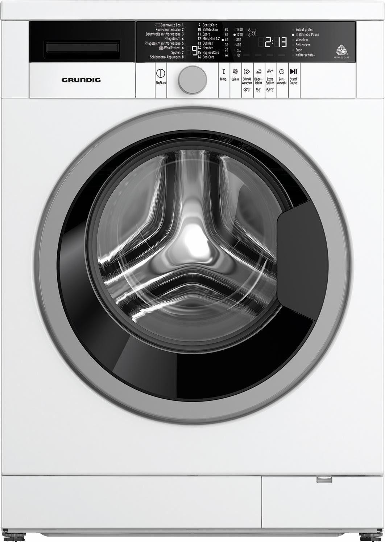 Grundig Waschmaschine GWW 384311, A+++, 8 kg, 1400 U/Min - broschei