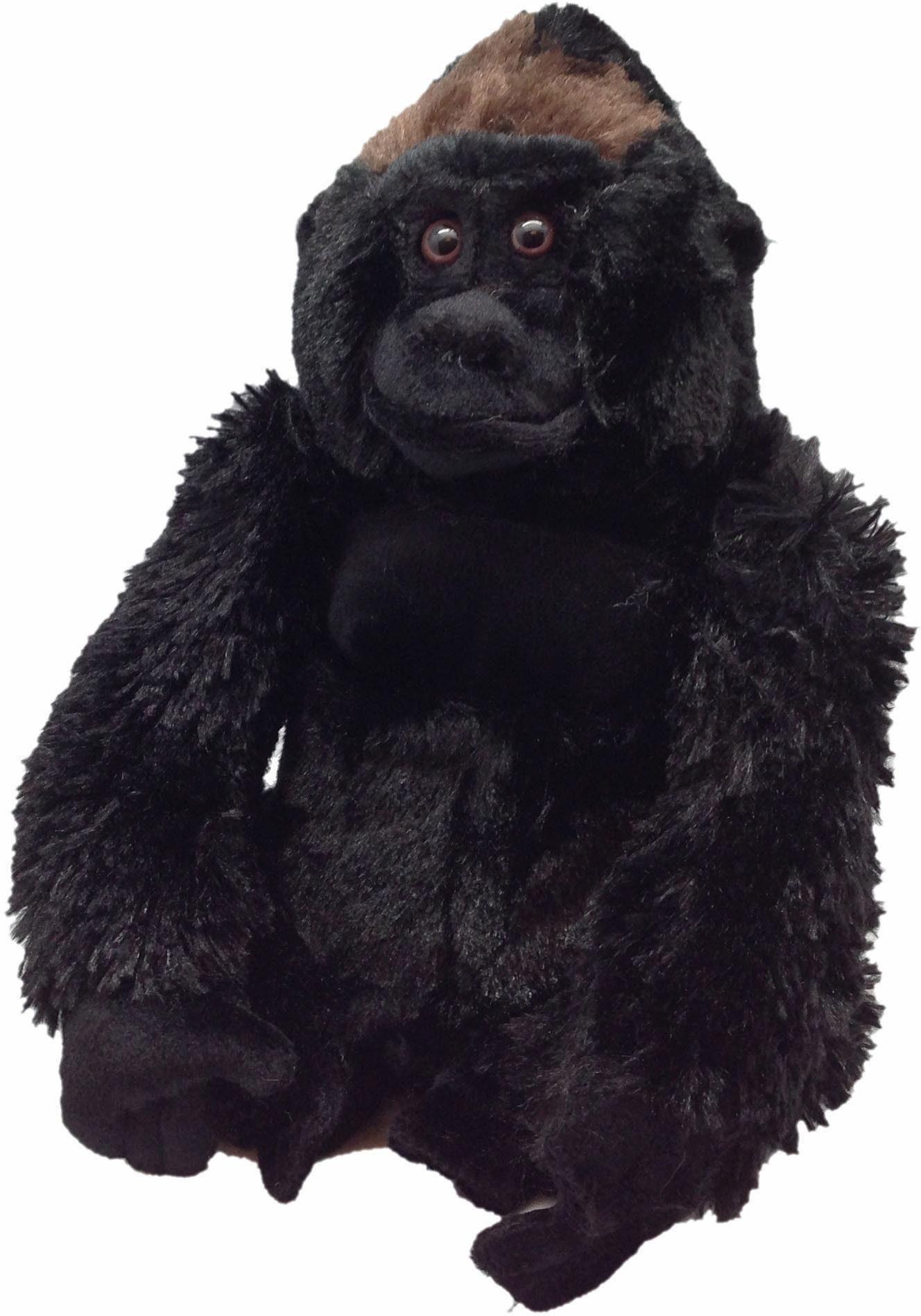 WILD REPUBLIC® Kuscheltier, »Cuddlekins Gorilla Silberrücken, 30 cm«