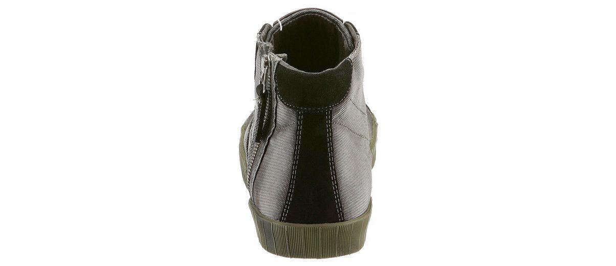 Replay Everet Sneaker, mit lässigem Zipper außen