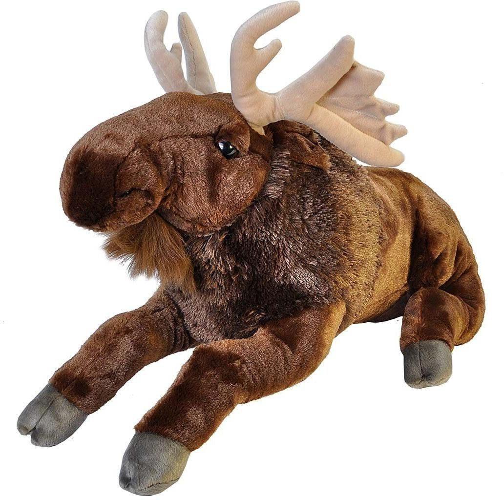 WILD REPUBLIC® Kuscheltier, »Cuddlekins Jumbo Elch, 76 cm«
