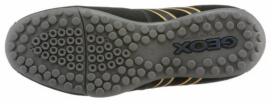 Geox Lace Up, The Sporty Materialmix