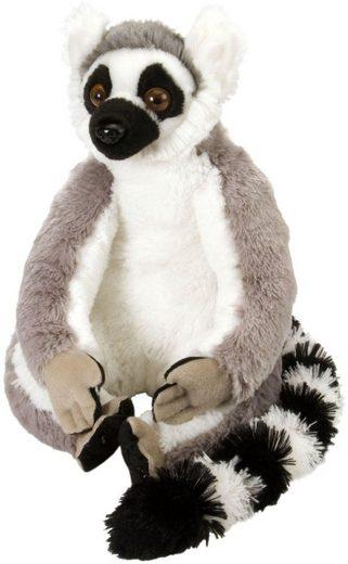 WILD REPUBLIC  Kuscheltier »Cuddlekins Ringelschwanz Lemur, 30 cm«