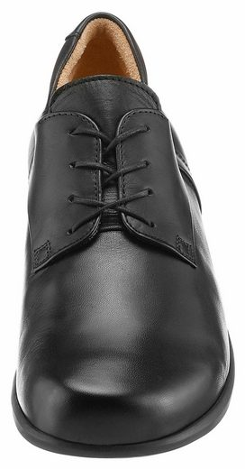 Pensez! Chaussure À Lacets, Avec Une Forme De Chaussure Confortable
