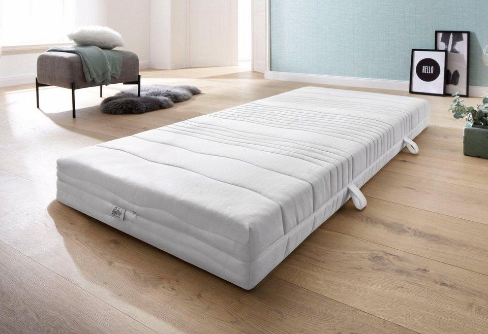 taschenfederkernmatratze ribeco 300 ribeco 19 cm hoch 1 tlg online kaufen otto. Black Bedroom Furniture Sets. Home Design Ideas