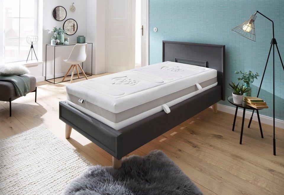 taschenfederkernmatratze ribeco 1000 ribeco 25 cm hoch 1000 federn 1 tlg online kaufen. Black Bedroom Furniture Sets. Home Design Ideas