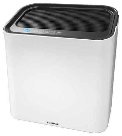 Soehnle Luftwäscher Airfresh Wash 500, für 35 m² Räume, reinigt und befeuchtet die Luft