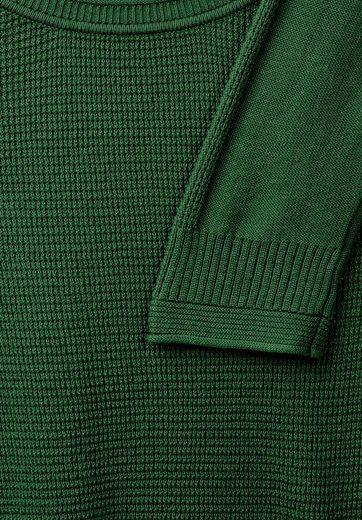Cecil Easier Strukturmix Pullover