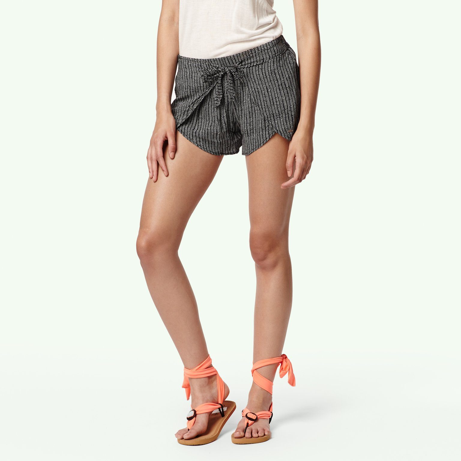 O'Neill Walkshorts »Tie front holiday shorts«