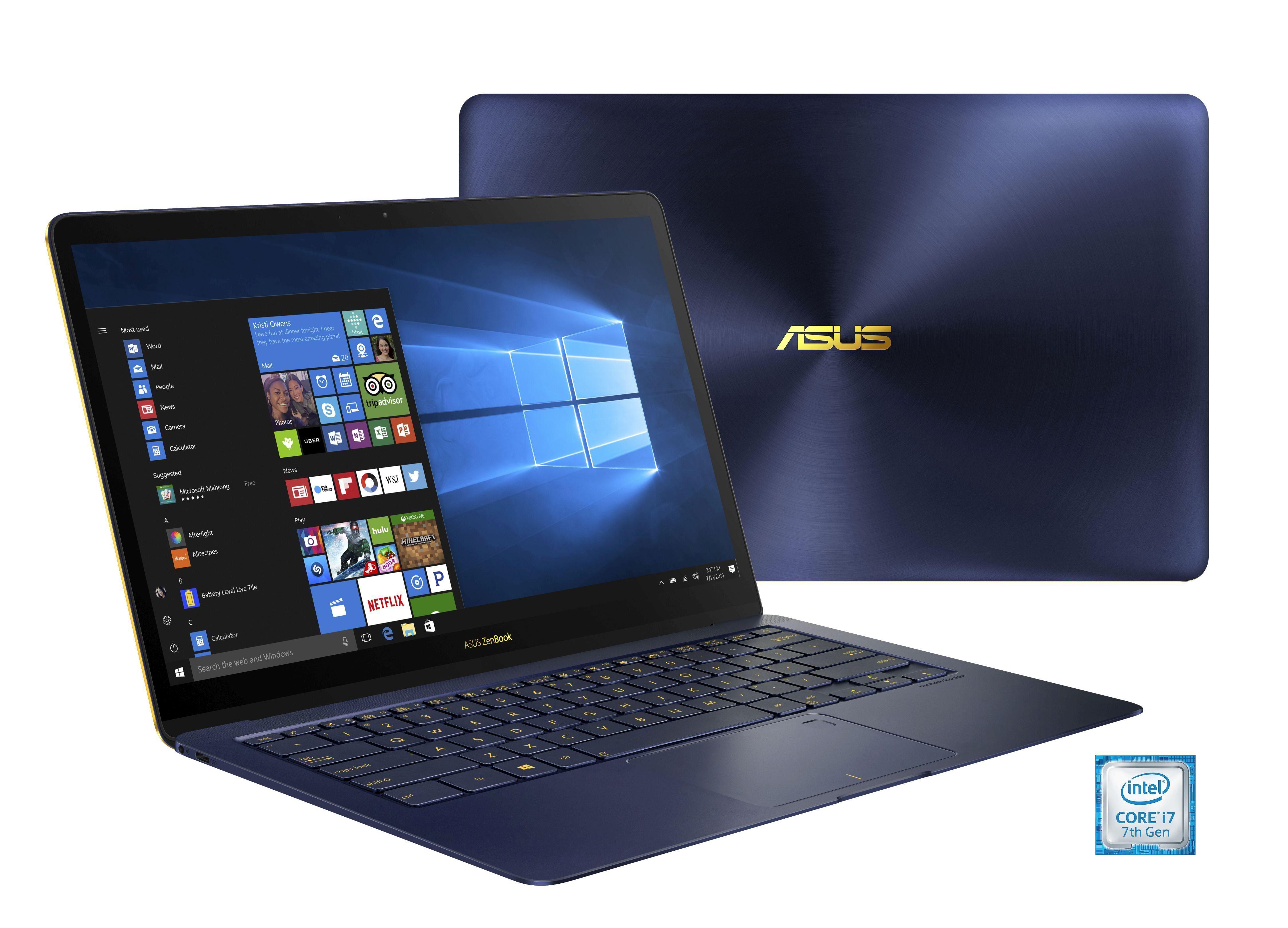 """ASUS ZenBook 3D Notebook »Intel Core i7, 35,56 cm (14,0""""), 1TB SSD, 16 GB«"""