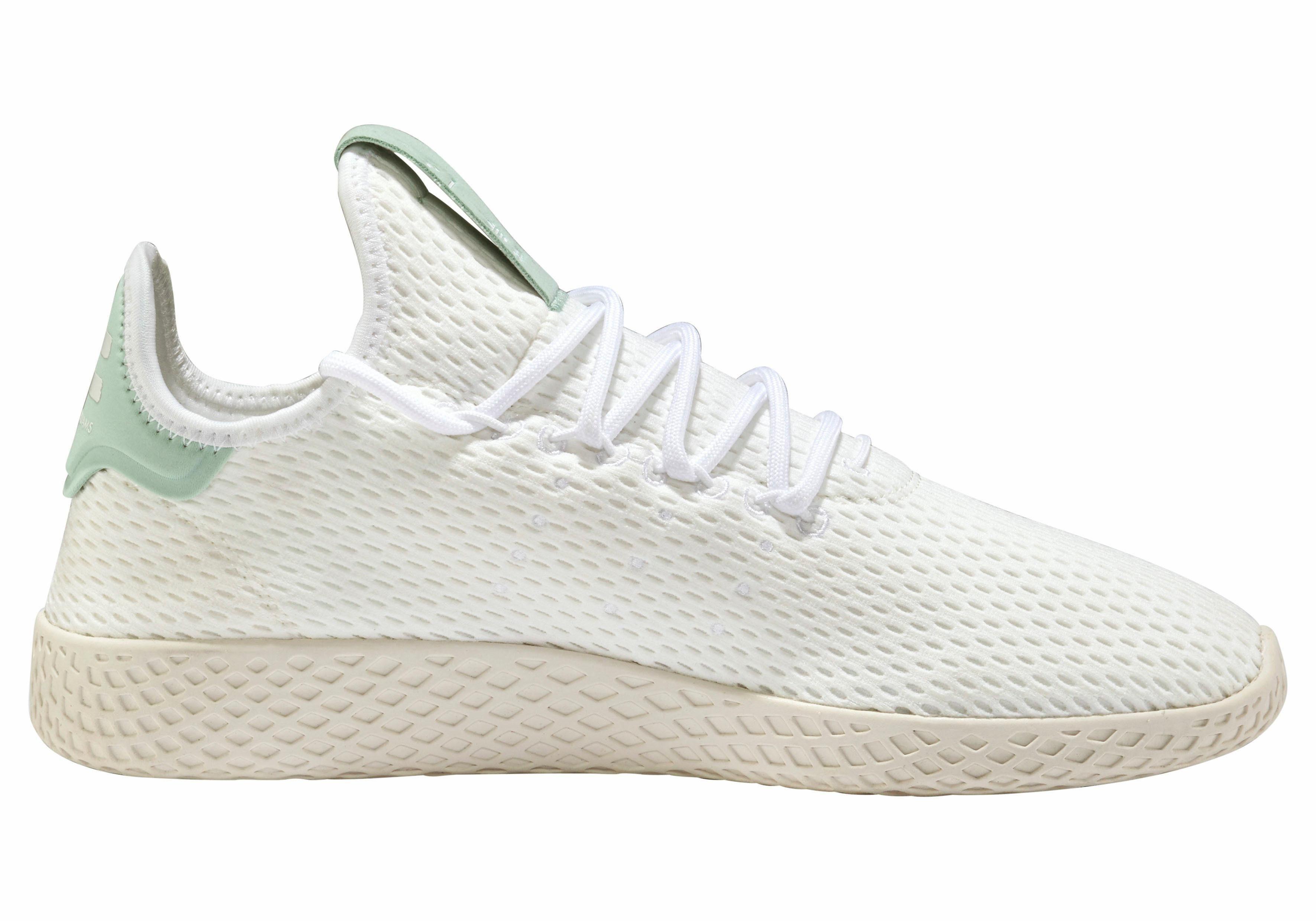 adidas Originals online PW Tennis HU Sneaker, Pharrell Williams online Originals kaufen  weiß-grün f4753e