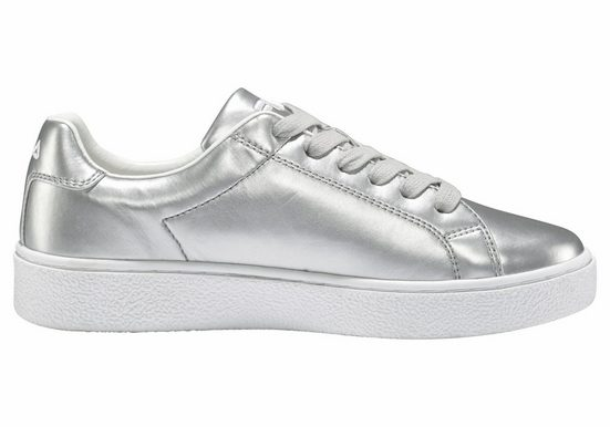 Sneaker Fila Upstage M Low Wmn, Métallique