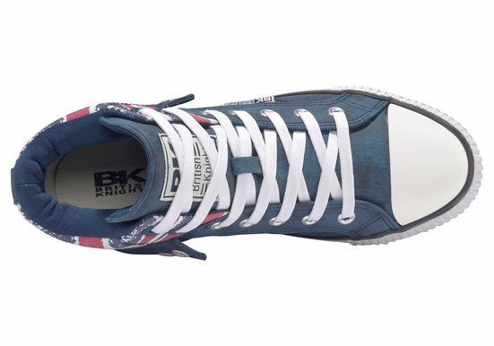 British Knights Roco Sneaker, Union Jack