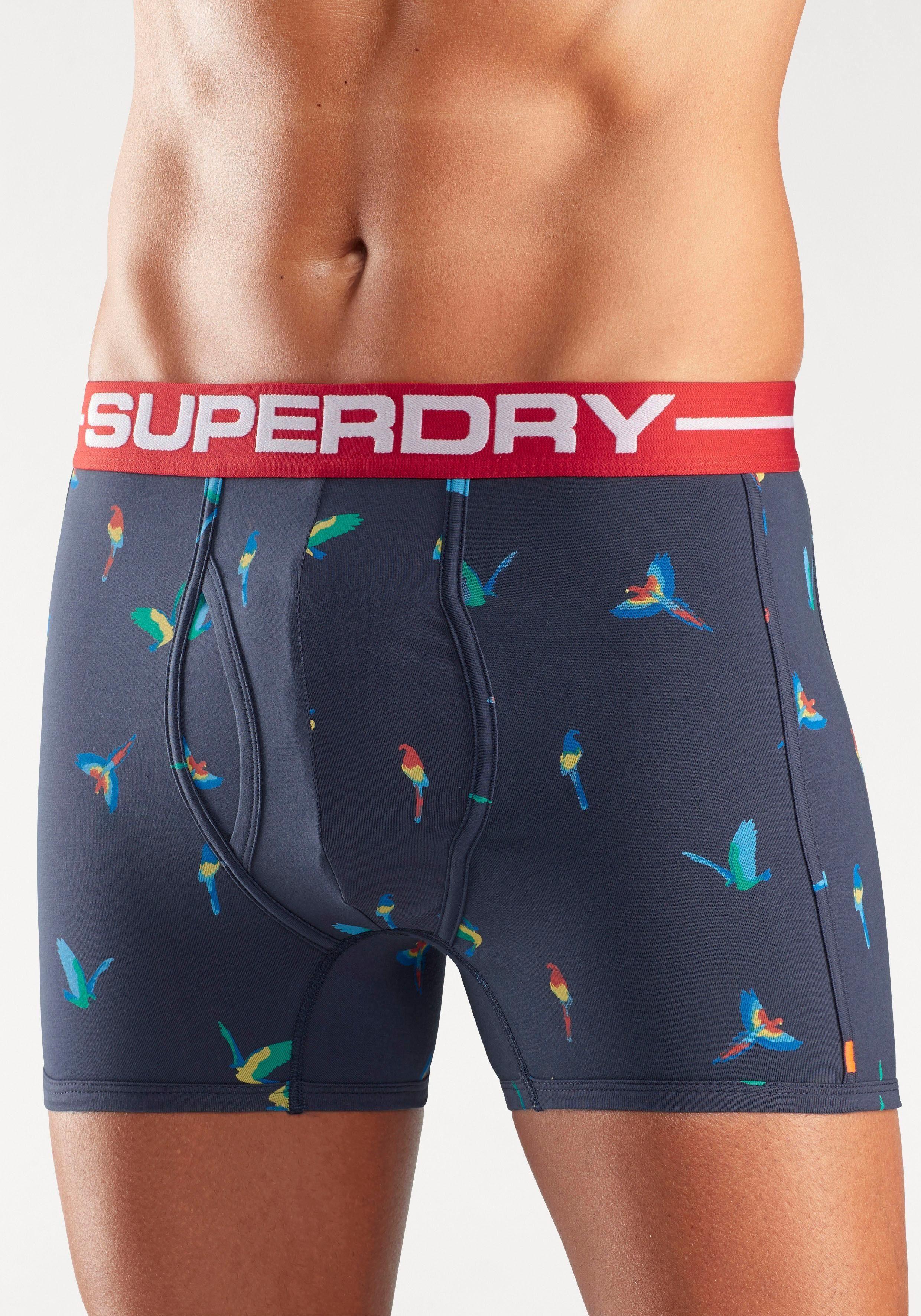 Superdry Boxer »Papagei« (1 Stück)
