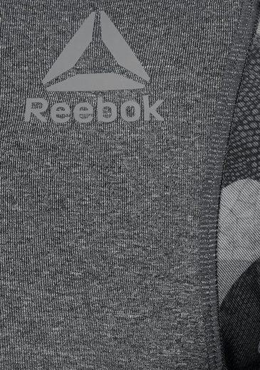 Reebok Langarmshirt GRAPHIC LONGSLEEVE COMPRESSION