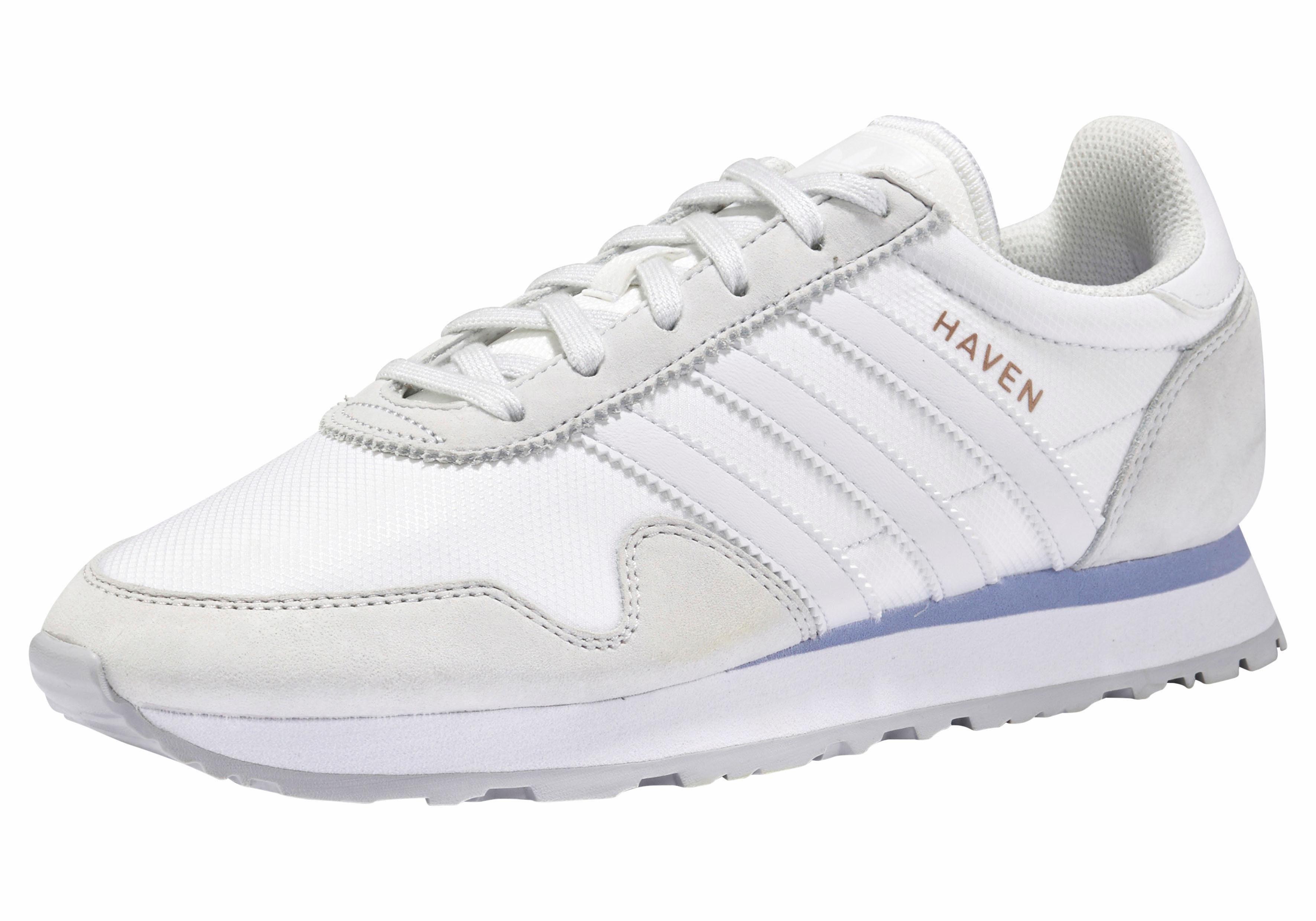 adidas Originals Haven Sneaker online kaufen  weiß-lila