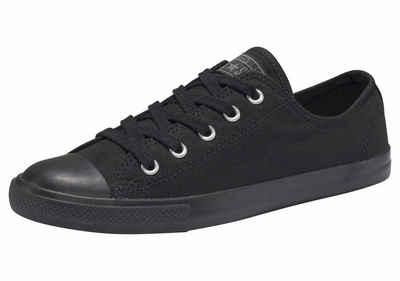 Ctas Platform Ox damen, glattleder, sneaker low, 36.5 EU Converse