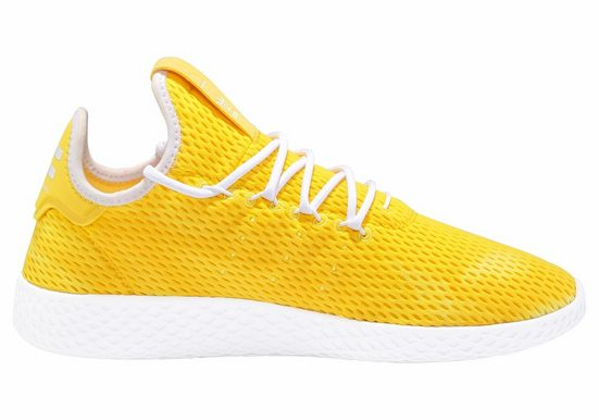 adidas Originals PW HU Holi Tennis Sneaker, Pharrell Williams