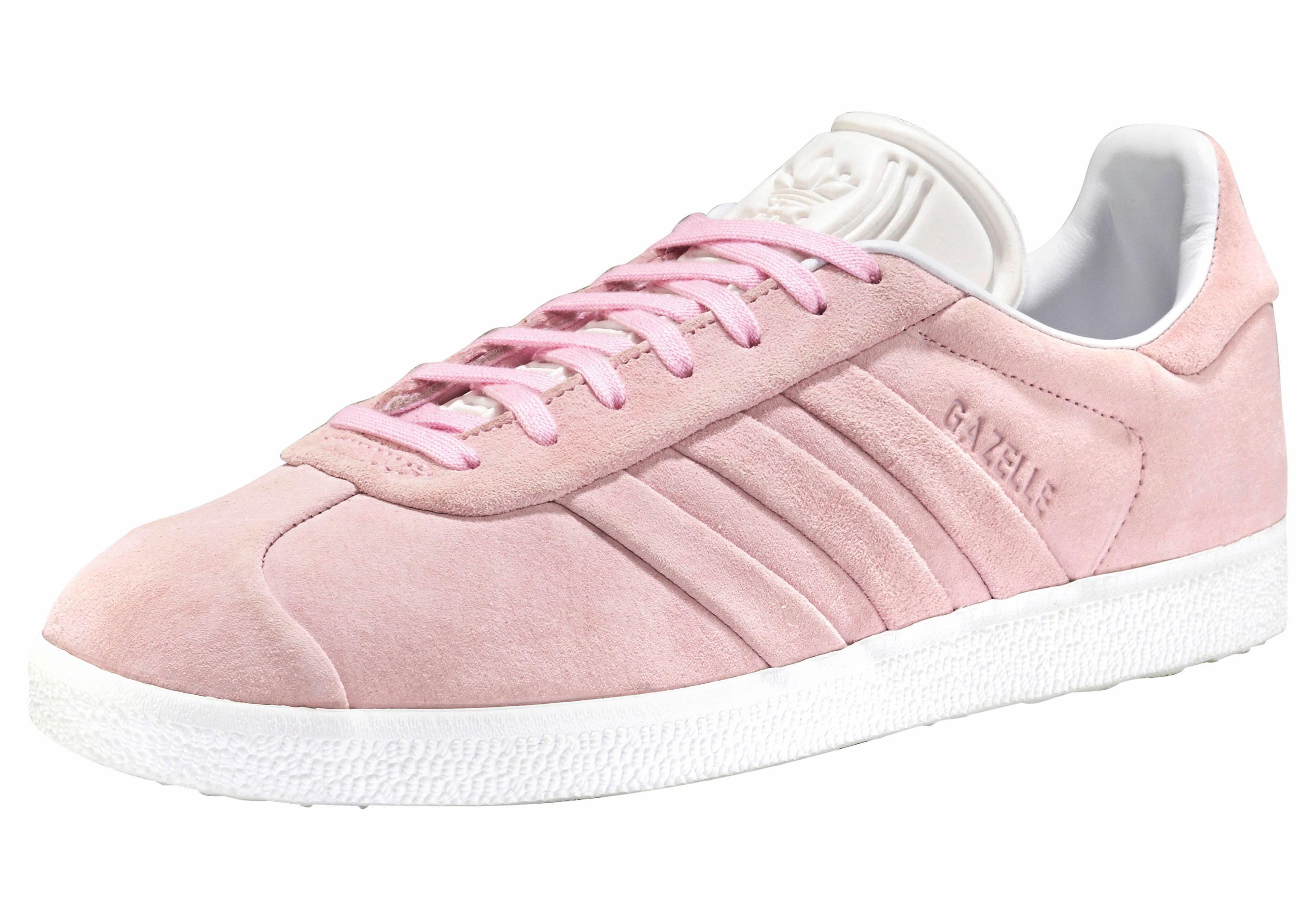 adidas Originals Gazelle Stitch and Turn W Sneaker online kaufen  rosé