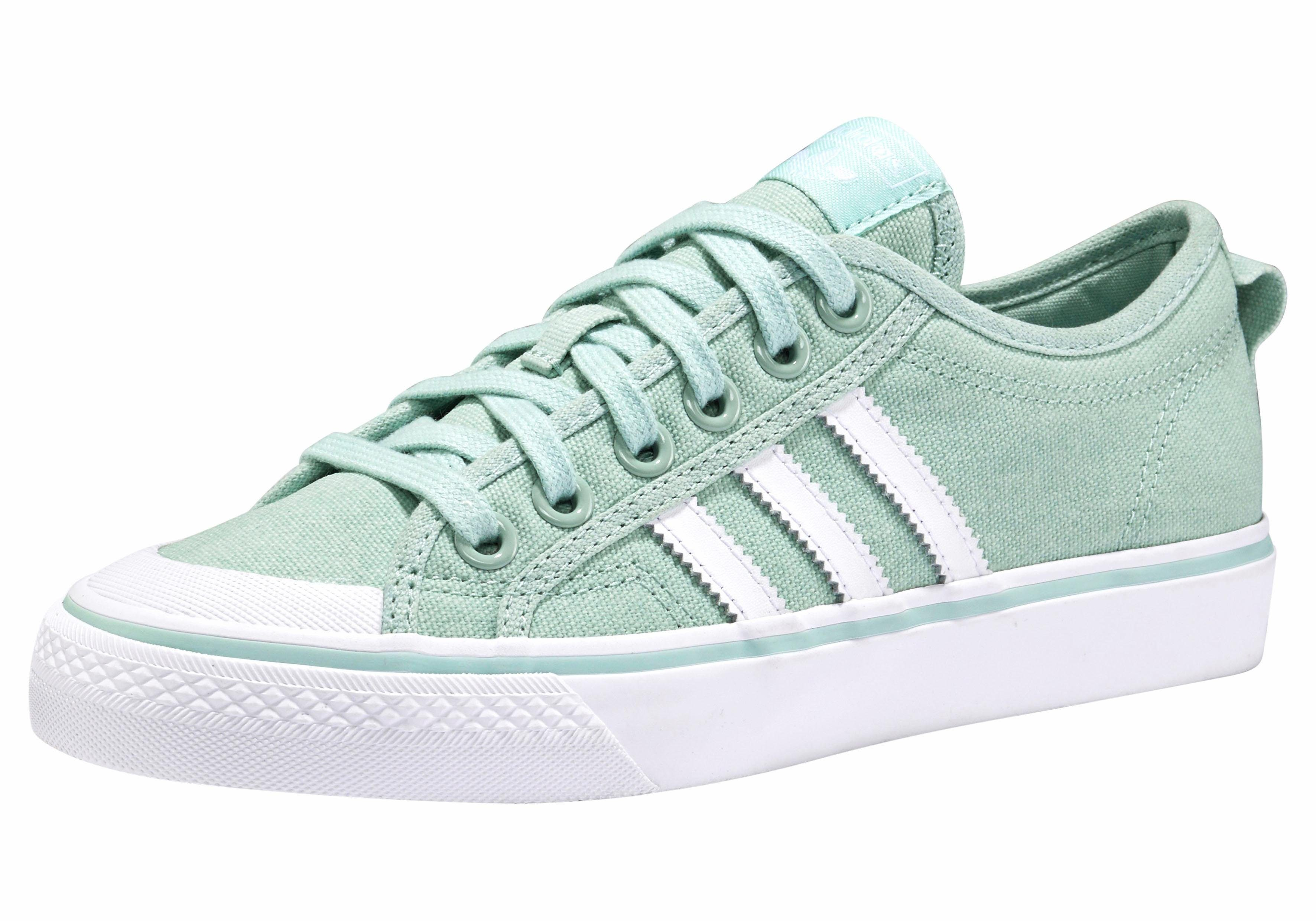 adidas Originals »Nizza W« Sneaker, grün, grün