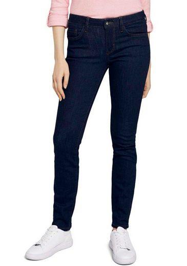 TOM TAILOR Slim-fit-Jeans mit leichter Waschung