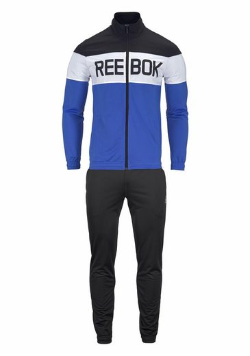 Reebok Trainingsanzug TRAINING SUPPLY CUFFED TRACKSUIT